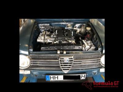 Alfa 2000 TS serie 1 Dolomiti setup