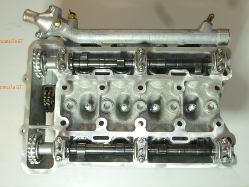 Zylinderkopf Alfa 2000 Nord