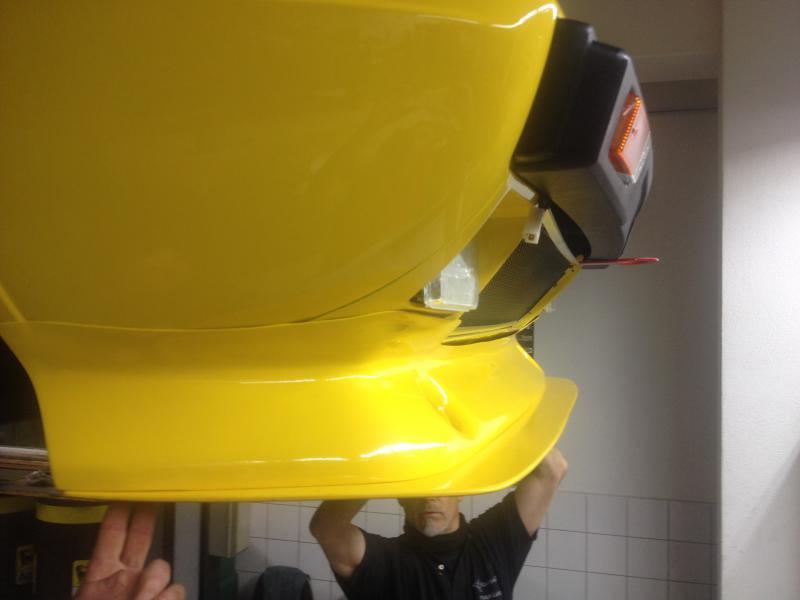 Frontspoiler F 308 GT 4