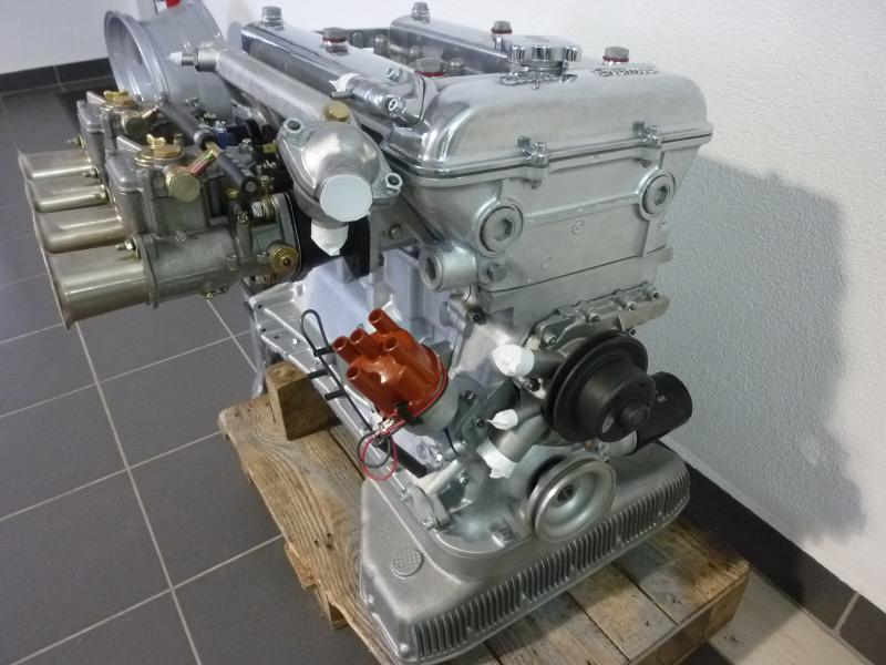 kompletter Nord Motor