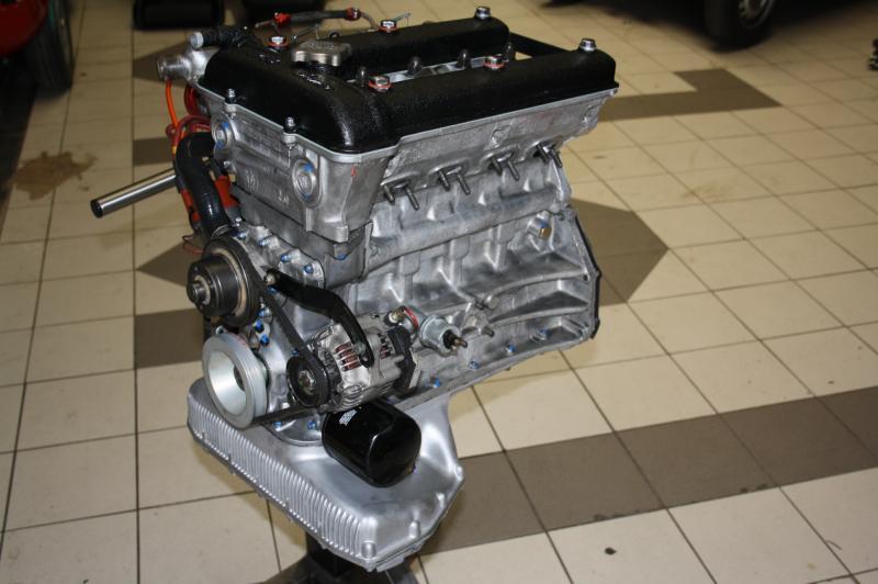 Motor Alfa Nord 2000