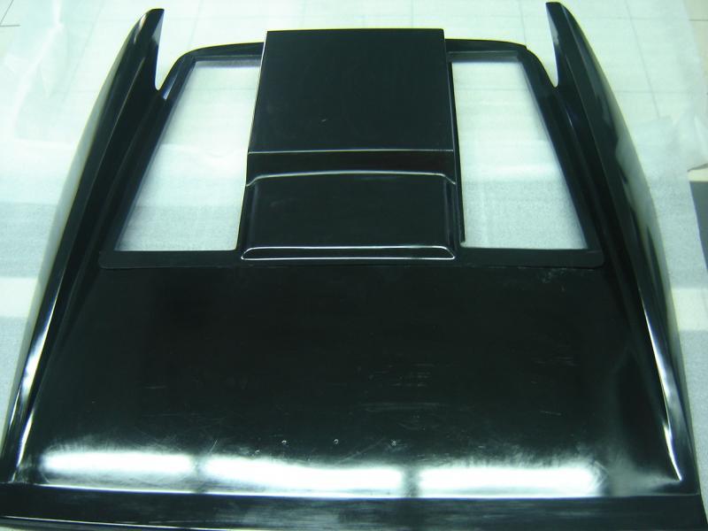 Motorhaube 308 2 teilig Carbon
