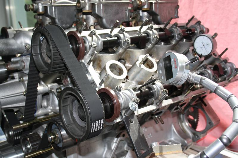 Tuningkit 50 PS Ferrari 308 Vergaser