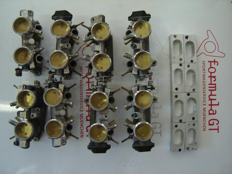 Drosselklappenmodifikation F355